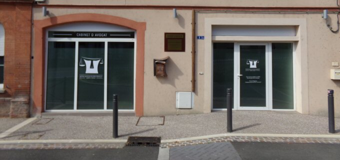 extérieur cabinet avocat Nathalie Philippe-Tremolet